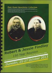 The 150th Findlay Reunion, Post-Event Newsletters