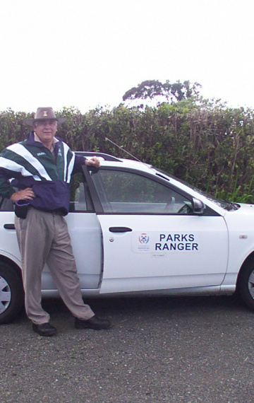Memories of a Manukau City Parks Ranger, 1988-2010,  Manukau Parks, People and Events.