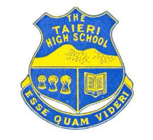 A History of The Taieri High School of The Hislop Era 1956-1966